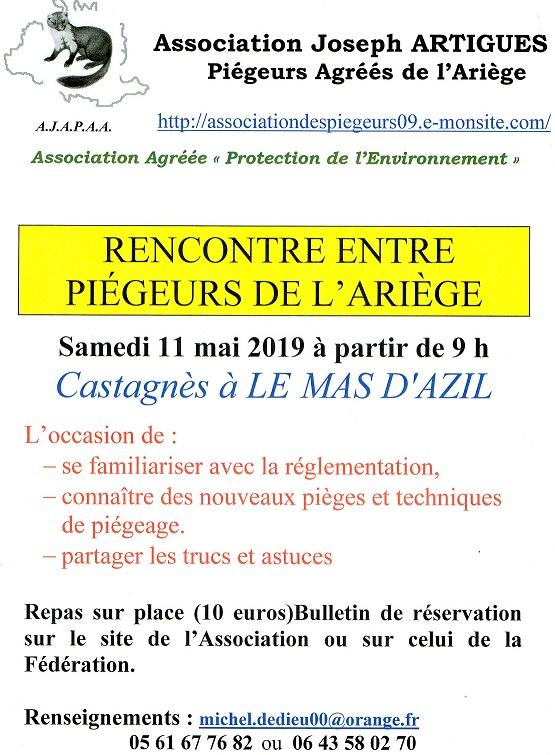 rencontre entre piégeurs le 11 mai 2019 Img01010