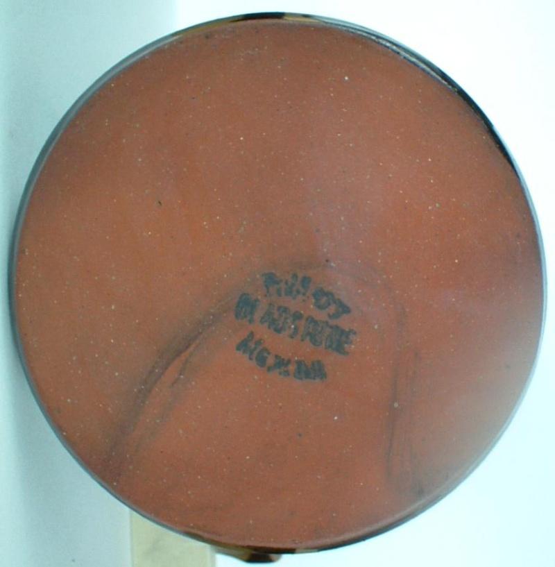 Treacle Glazed Jug - Gladstone Museum Pottery Marks168