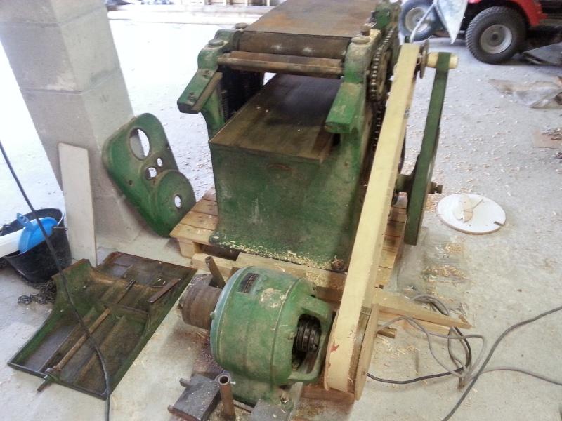 Les vieilles machines à bois Rabot_16