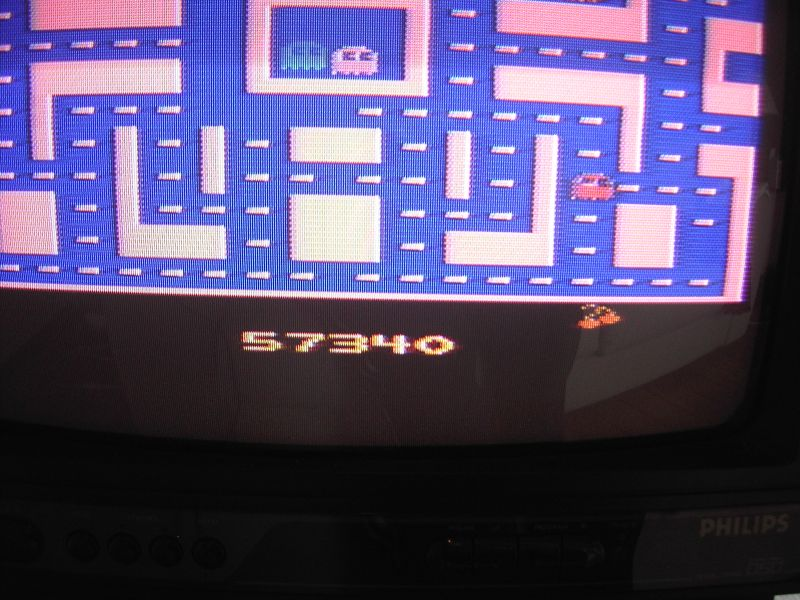 [SCORING] Ms Pac-Man (ATARI 2600) Mspacm10