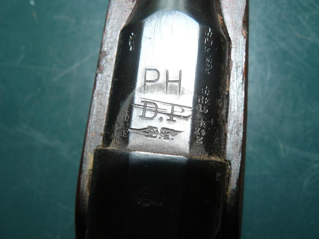 Lee Enfield N° 2 mkIV* avec dioptre P1070914