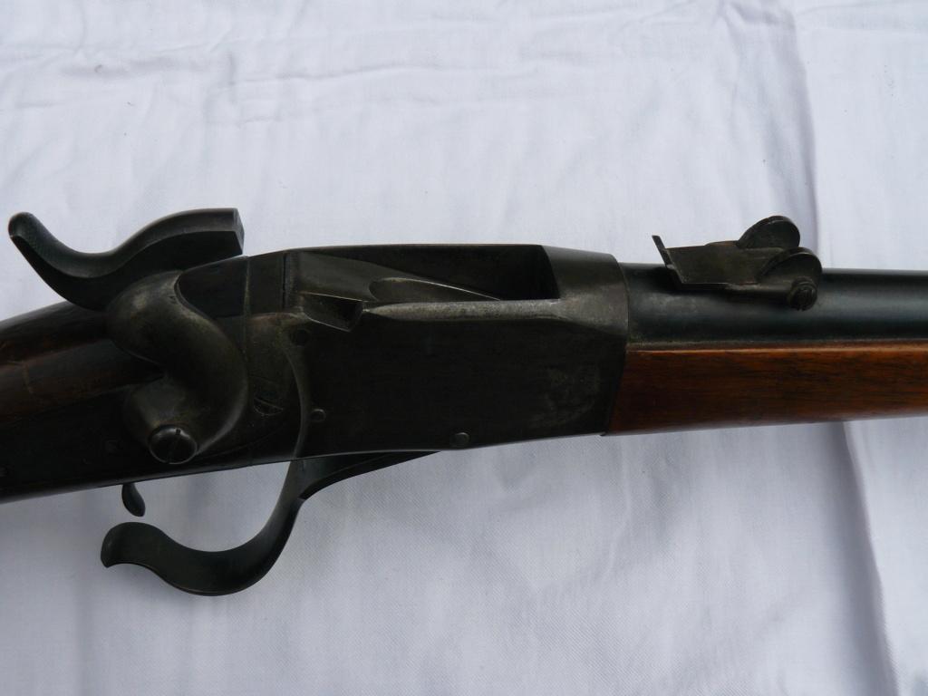 Un PEABODY Suisse modèle 1867 P1080026