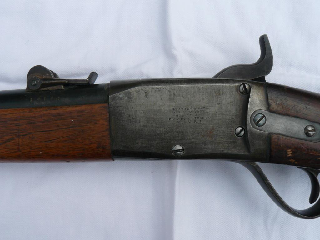 Un PEABODY Suisse modèle 1867 P1080028
