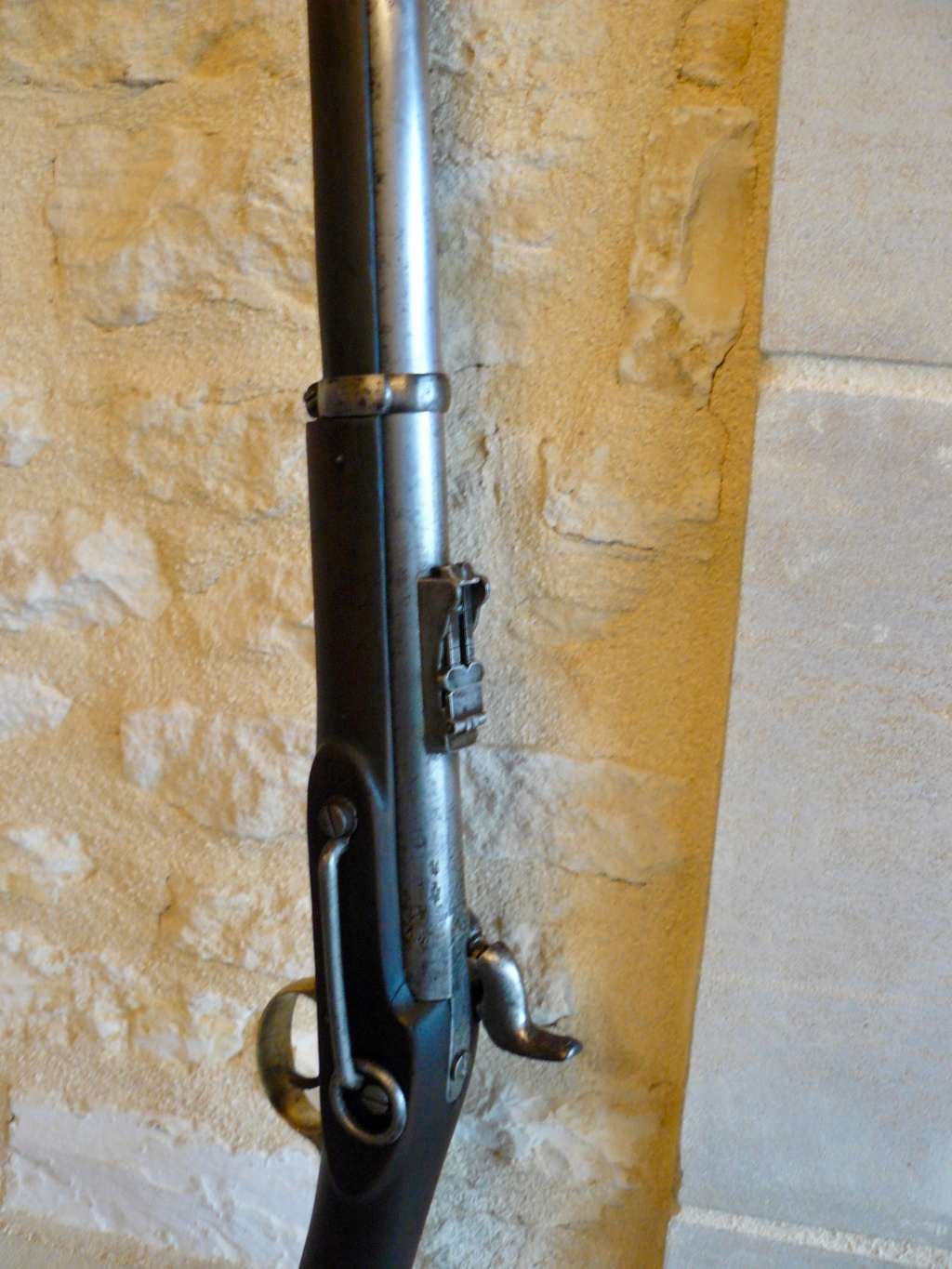 Enfield Pattern 1856 cavalry carbine P1080312