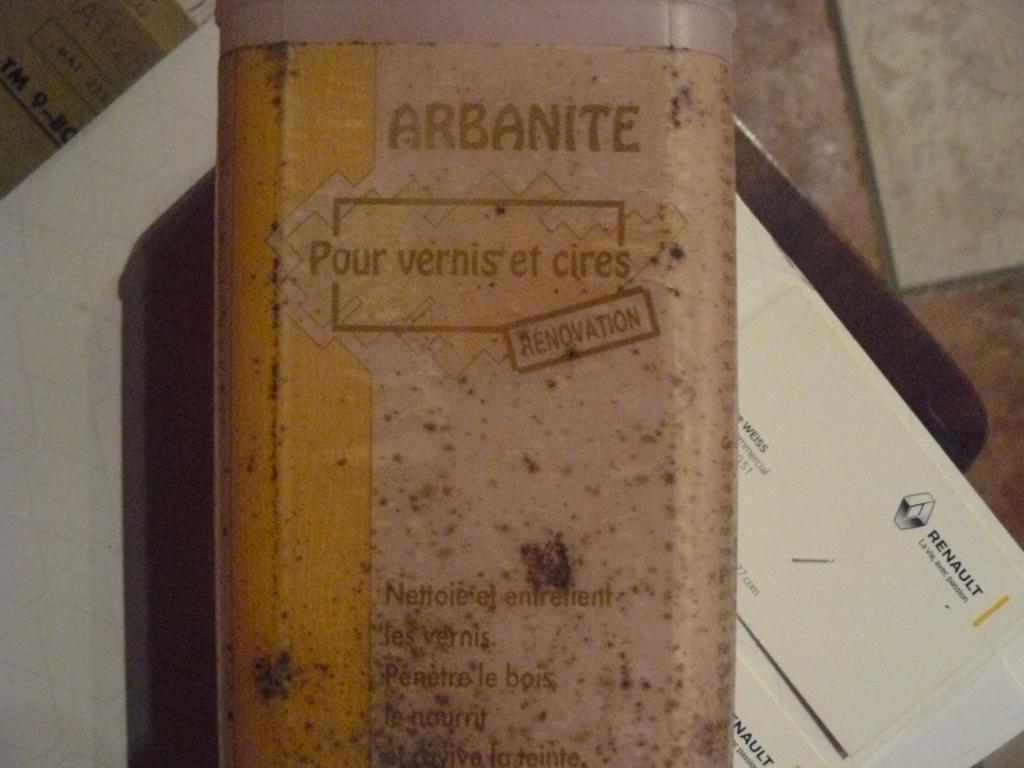 Nettoyage bois Mauser contrat Portugais P1080827