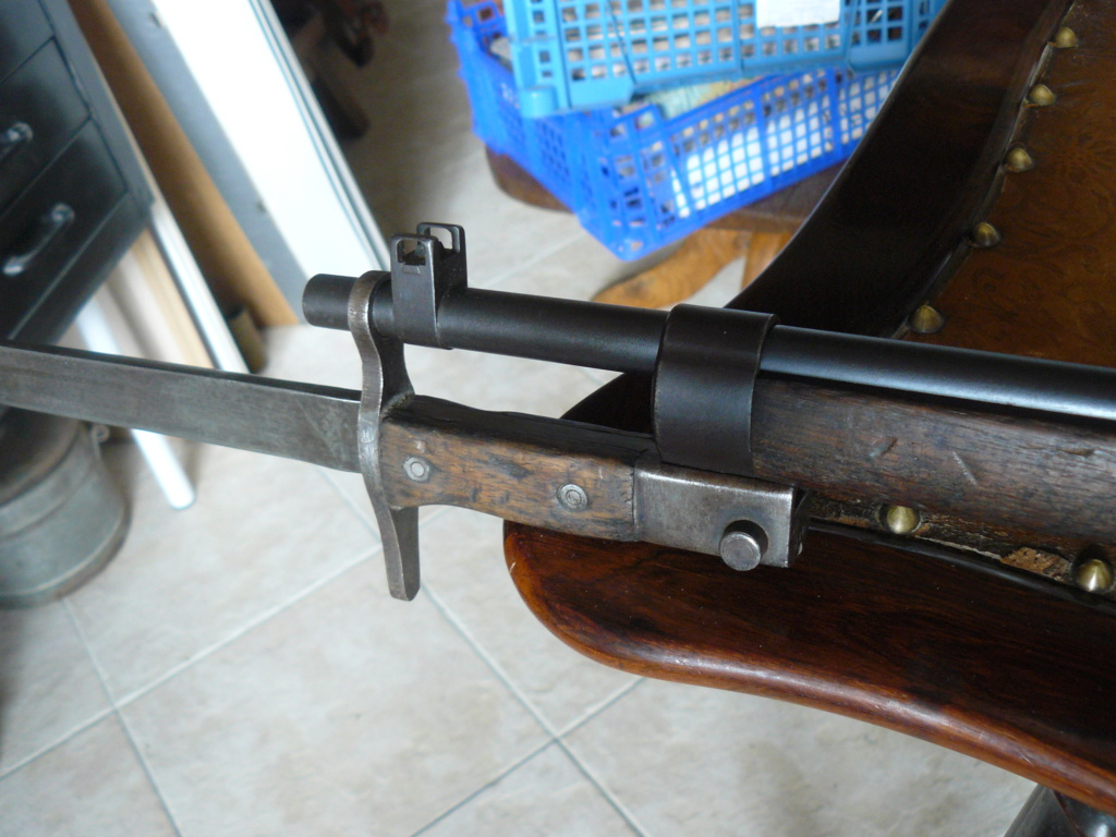 Un Arisaka type 38 P1080838