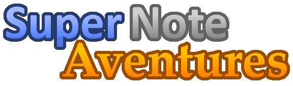 Super Note Aventures [HD] Titre_12