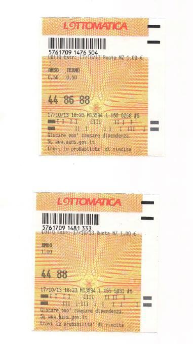 HALLOWEEN PARTY 2013: Ecco il dolcetto di Giuseppe Chiaramida | 33-40 AMBO SECCO UNICO SU TUTTE! 13944710