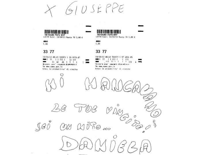 HALLOWEEN PARTY 2013: Ecco il dolcetto di Giuseppe Chiaramida | 33-40 AMBO SECCO UNICO SU TUTTE! Diapos40