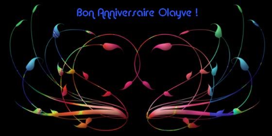 Bon anniversaire Olayve Olayve10