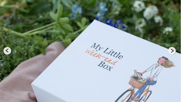 """[Avril 2014] My Little Box """"Lucky Box"""" Box10"""