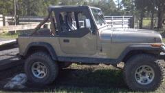 1987 Jeep Wrangler 2013-110