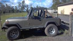 1987 Jeep Wrangler 2013-112