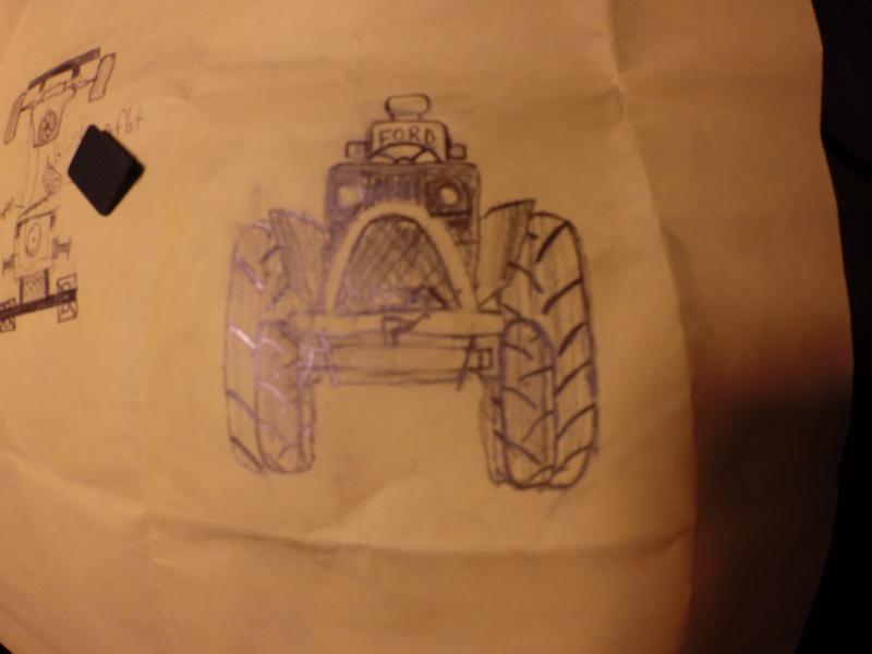 Offroad lawnmower doodle. Gopr0013
