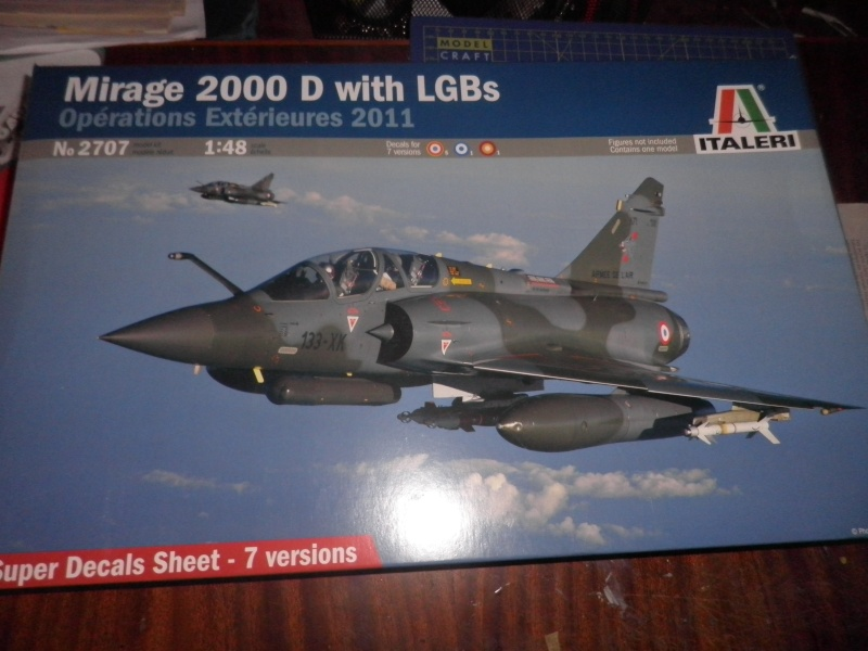 Mirage 2000 N & D 1/48 P3270111