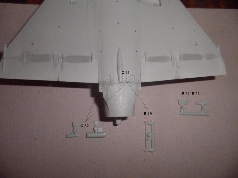 Mirage 2000 N & D 1/48 Pa170013