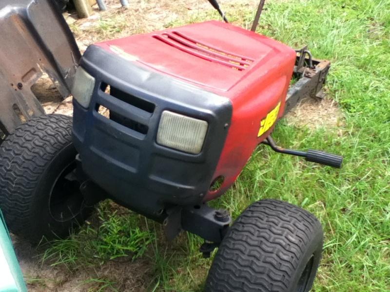 1998 Murray Widebody LT 4WD Off-Road Mower  Mower_10