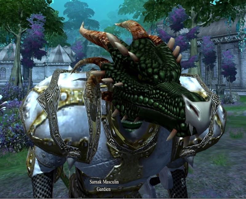 Donc c'est partie pour Everquest 2 ! Raptro18