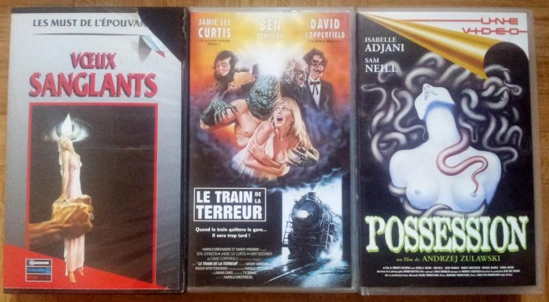 quelques VHS à vendre 2014-011