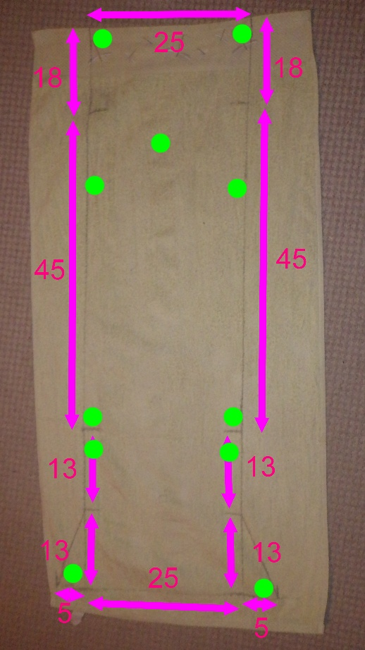 Recommandation construction maison : double-hamac + échelle Sans_t10