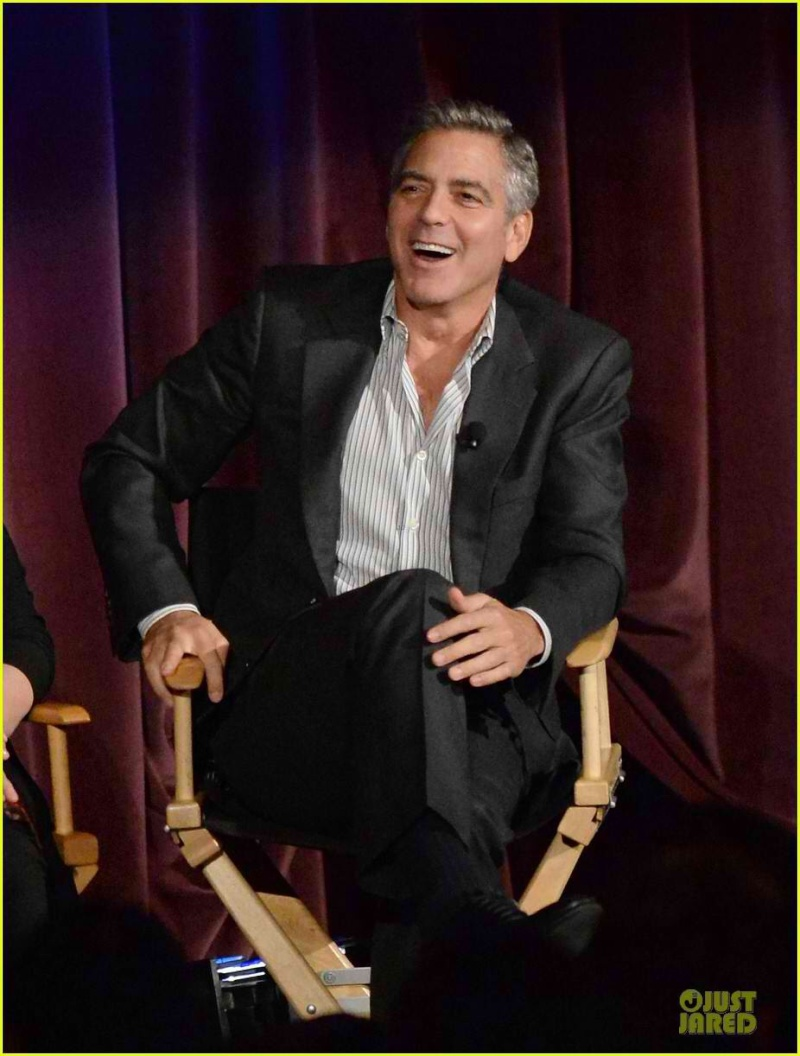 George Clooney & Julia Roberts Q&A August:Osage County Image35