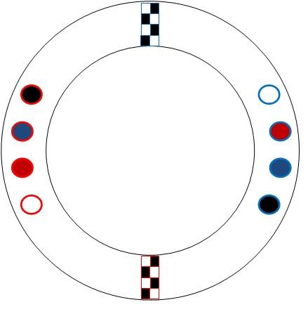 JEU DE TERRAIN RING-BALL Ring-b11