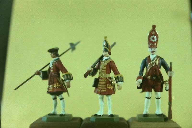 Britische Seeleute 1-18-211