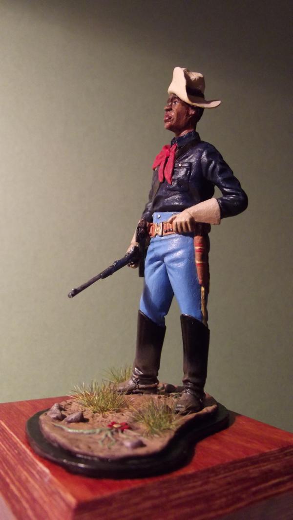 """""""Buffalo Soldier"""" K800_126"""