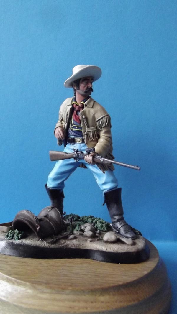 U.S. Cavalry Officer (1876) K800_159