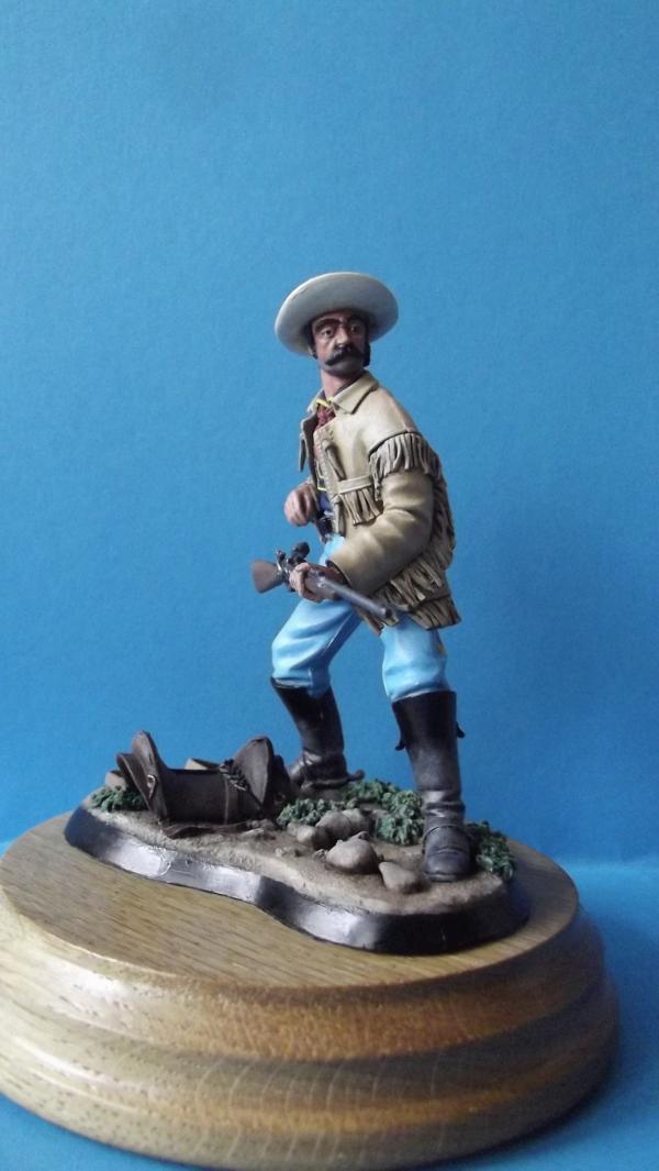 U.S. Cavalry Officer (1876) K800_160