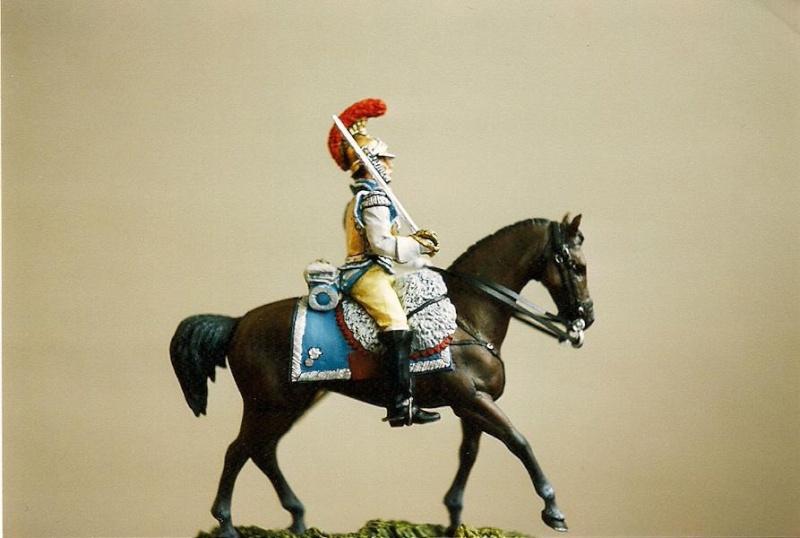Offizier der Carabiniers, Frankreich, 1815 K800_s12