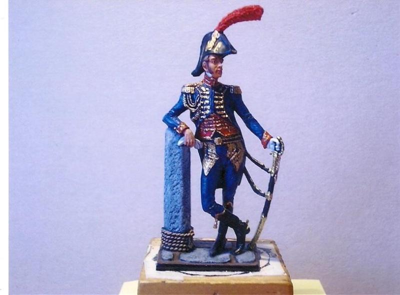 Marine-Offizier, Frankreich, ca. 1811 K800_s14