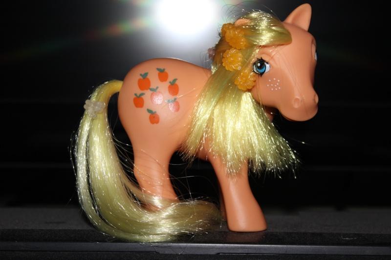 [PHOTOS] Vos plus belles coiffures de poneys ! Img_2410
