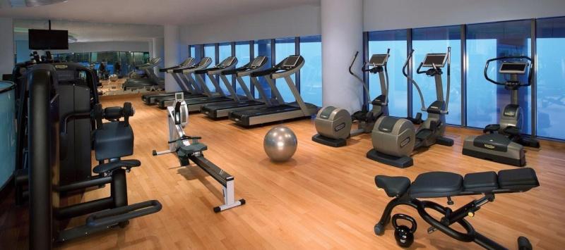 The gym Image206