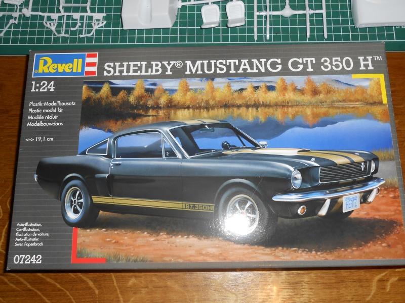 Shelby GT350H de marque Revell au 1/24e. 310