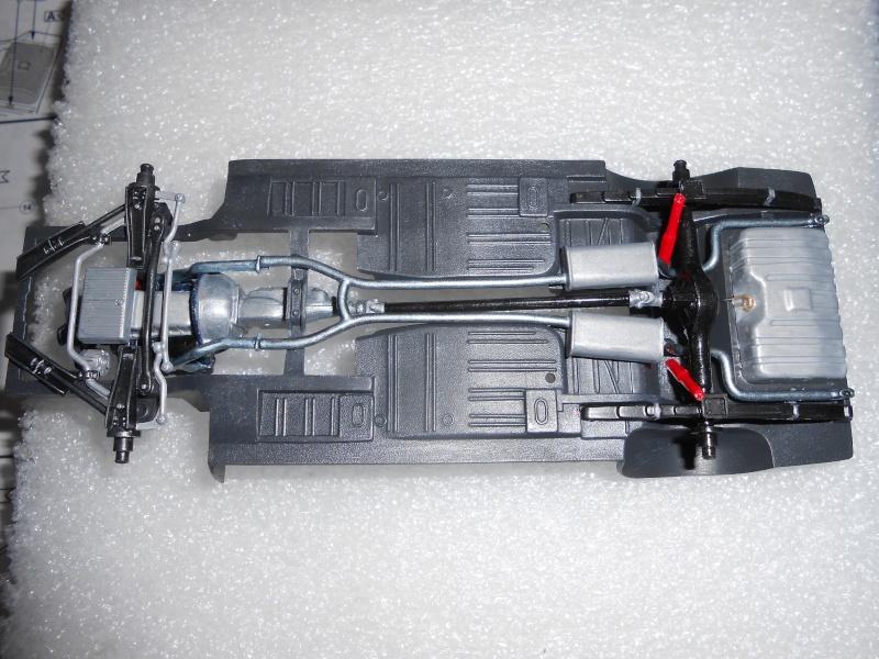 Shelby GT350H de marque Revell au 1/24e. Dscn1014