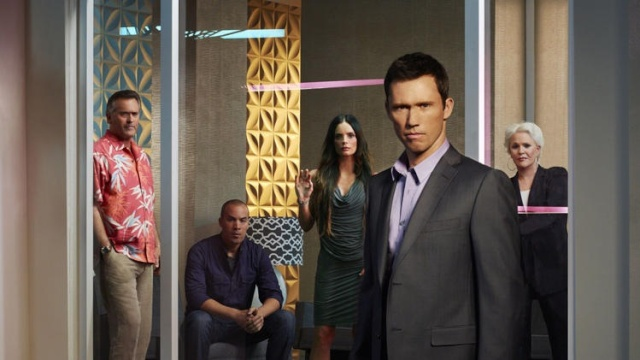 Burn Notice And CSI: NY