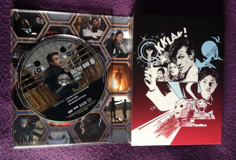 DVD saison 7 en France 00210