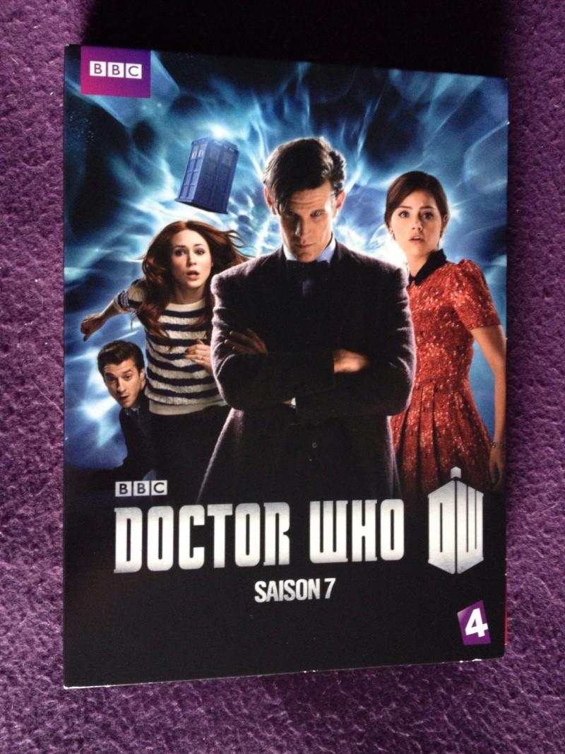 DVD saison 7 en France 00610