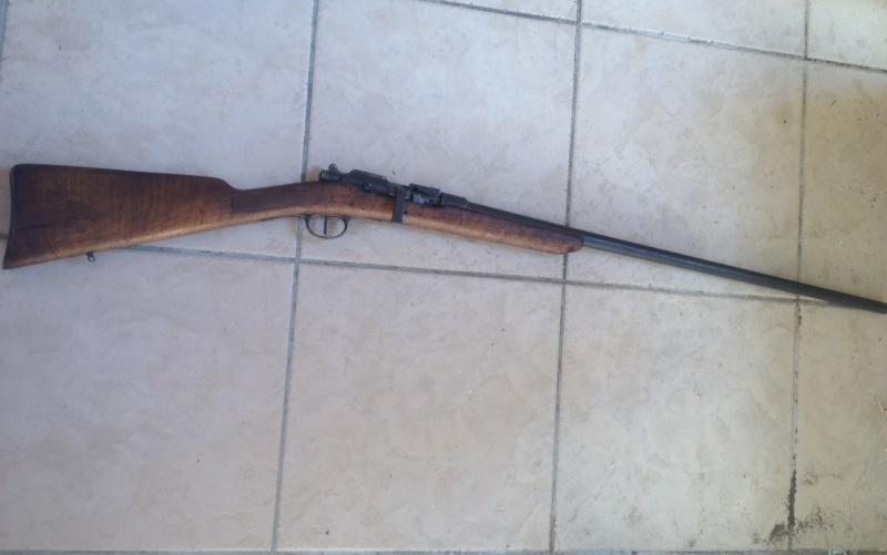 fusil gras modifier chasse Photo10