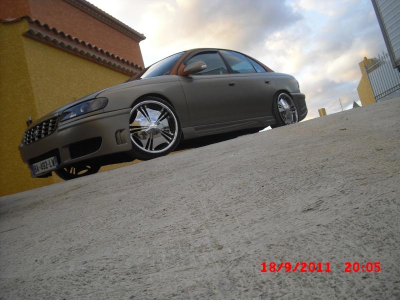 Mon Opel Omega VS Cadillac Catera 2011-010