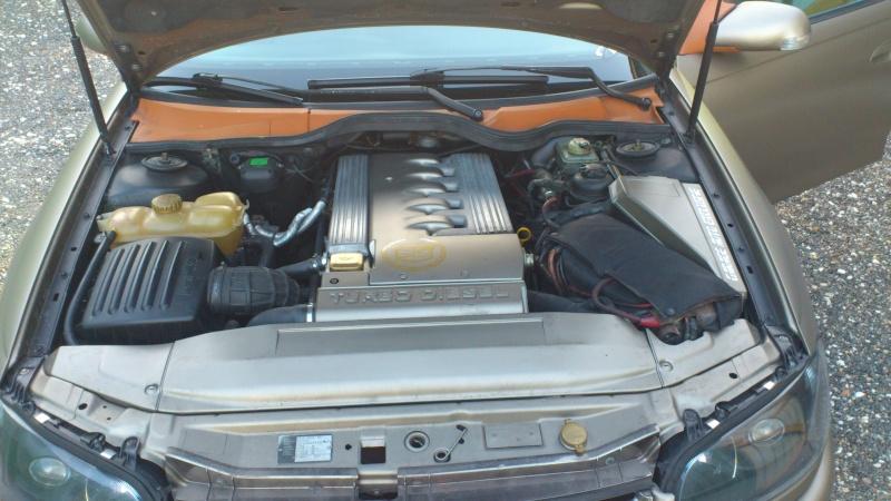Mon Opel Omega VS Cadillac Catera 2012-031