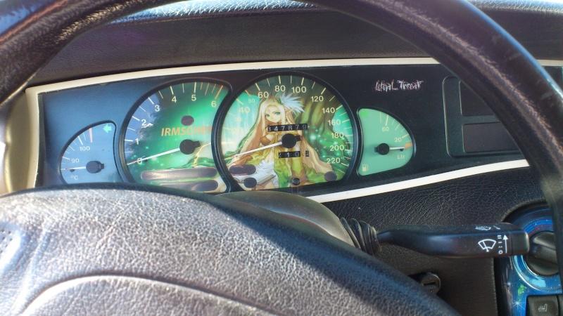 Mon Opel Omega VS Cadillac Catera 2012-034