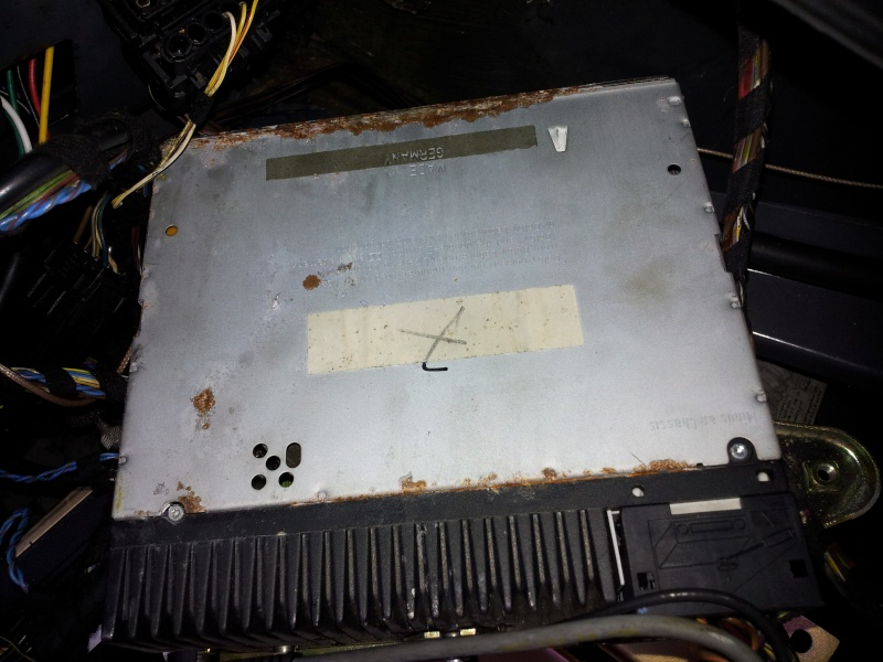 Comment demonter lecteur GPS 2013-112