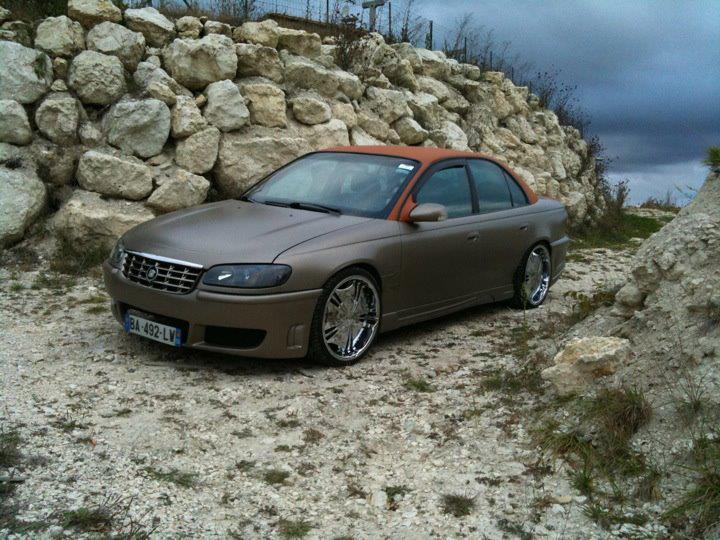 Mon Opel Omega VS Cadillac Catera 37072_10