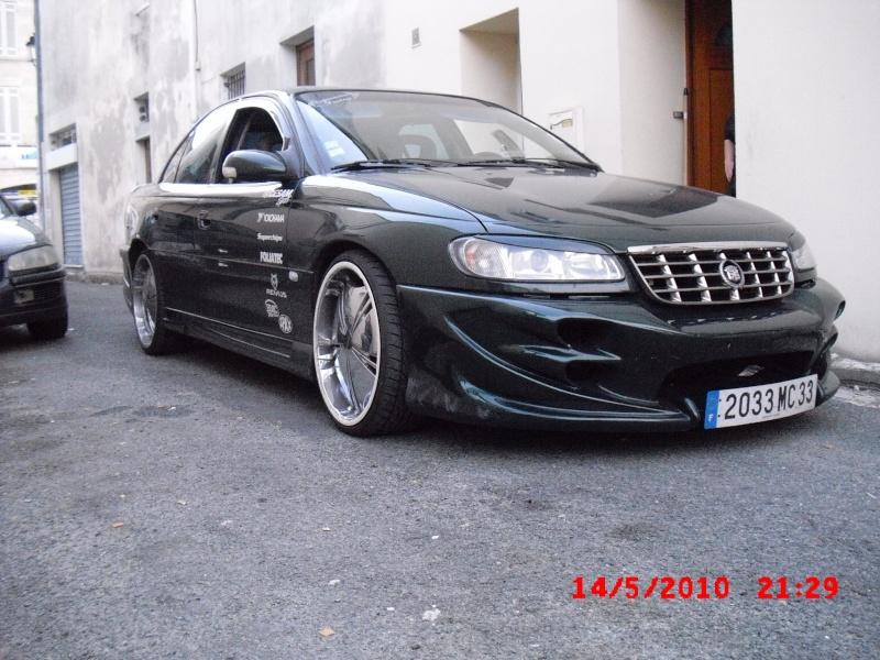 Mon Opel Omega VS Cadillac Catera 97639310