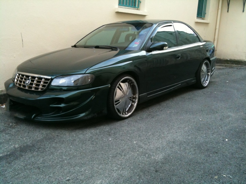 Mon Opel Omega VS Cadillac Catera Photo_17