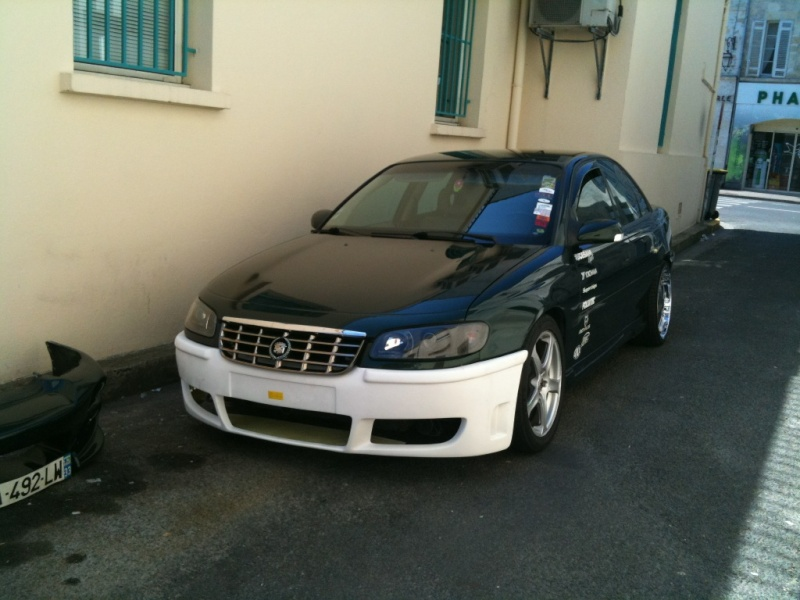 Mon Opel Omega VS Cadillac Catera Photo_18