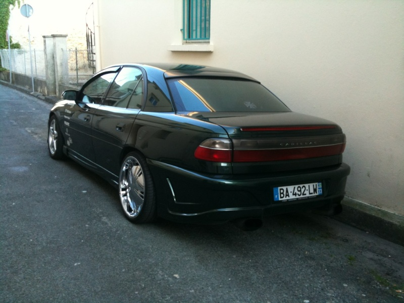Mon Opel Omega VS Cadillac Catera Photo_19