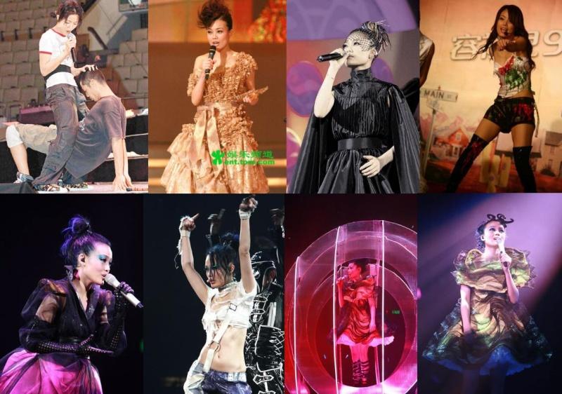 Cpop, Canto-pop, HK-pop : les concurrentes chinoises - Page 3 14_joe10